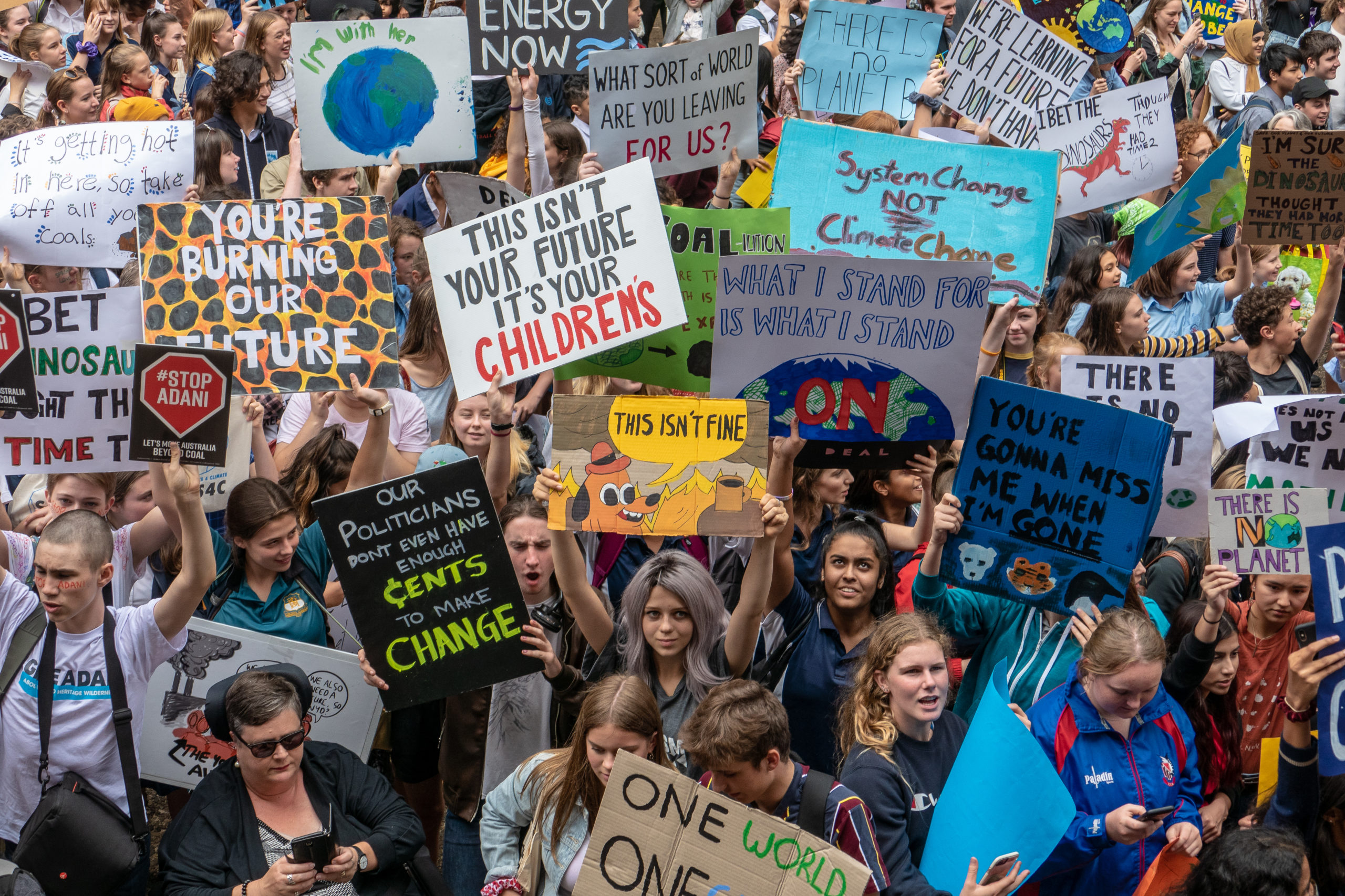 Artists have been at the forefront of climate action