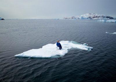 anthropoScene IV : Adrift (∆Asea-ice)